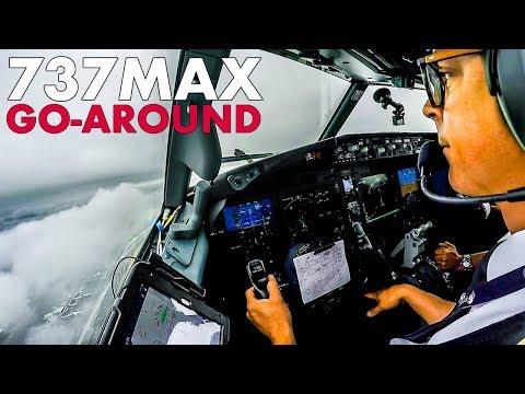 Boeing 737MAX Go-Around