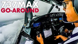 Boeing 737MAX Go-Around