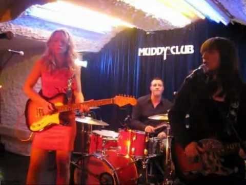 Ruf's Blues Caravan 2011 - Cassie Taylor, Samantha Fish,Dani Wild - Live Muddys Club Weinheim