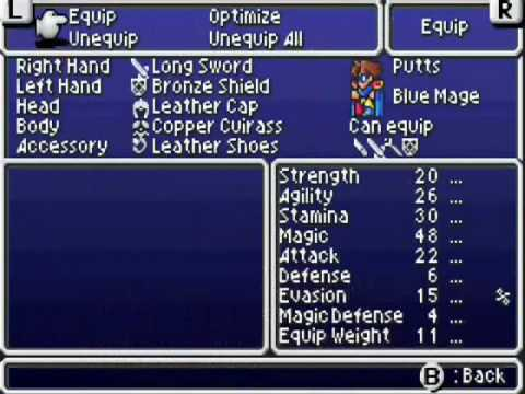 Shagg S Let S Play Final Fantasy 5 Blue Mage Challenge Part 2c The