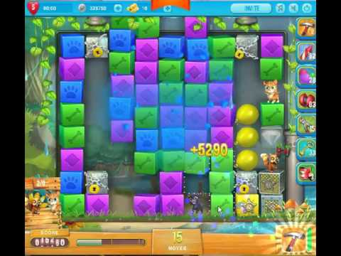 Pet island level 7 21st january 2016 no boosters youtube for Pet island level 4