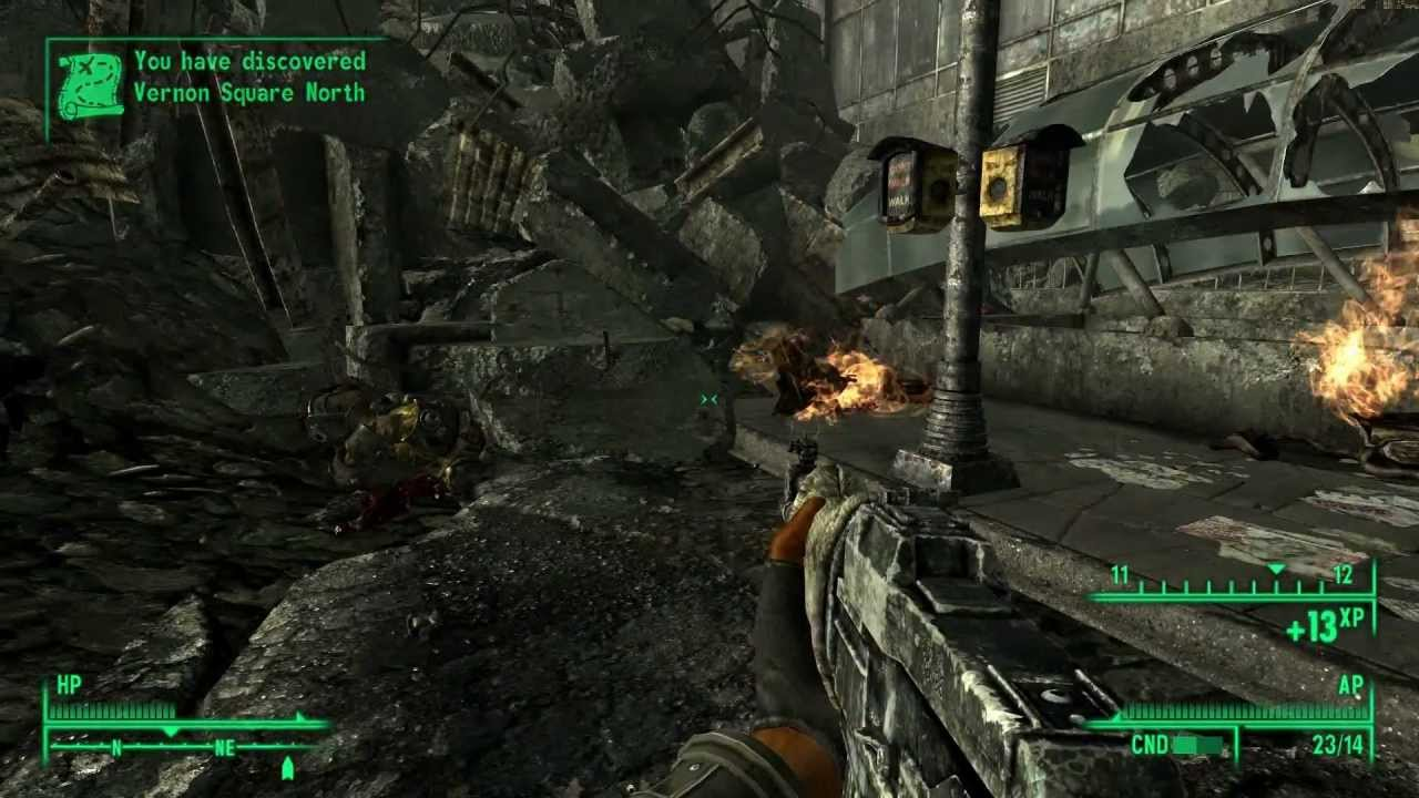 learn how to make weapons fallout 3