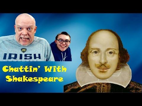NEW CHATBOT | Willie Shakespeare Chatbot | Learning About Romeo's Junk