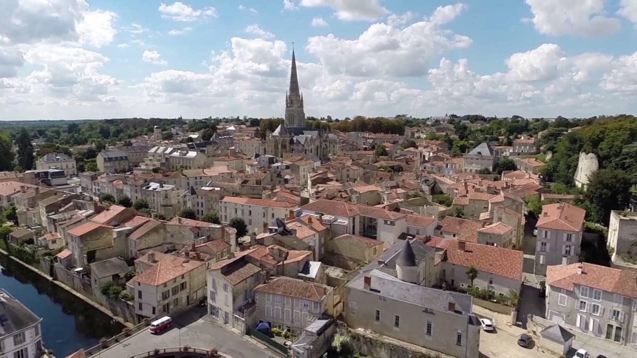 Office de tourisme du pays de fontenay le comte youtube - Office de tourisme de fontenay le comte ...