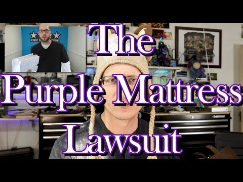 Purple Mattress LAWSUIT over not-so-Honest Review