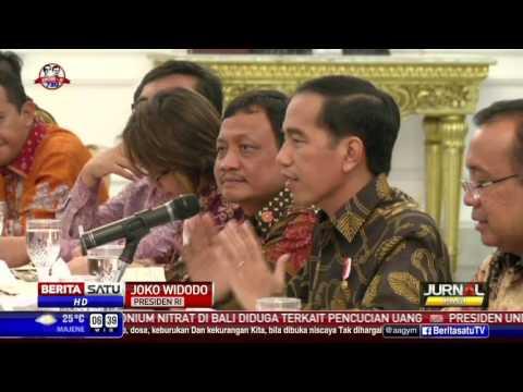 Presiden Jokowi: Amnesti Pajak RI Tersukses Di Dunia
