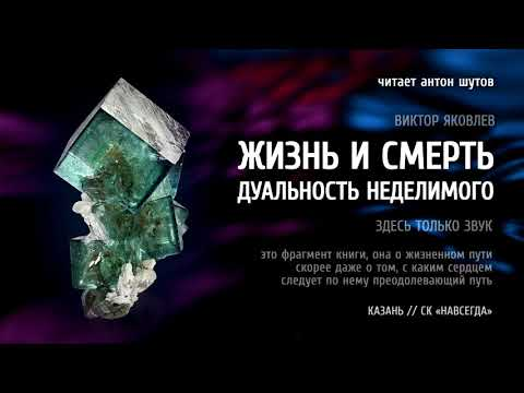 антон шутов - ЖИЗНЬ И СМЕРТЬ: Дуальность неделимого (Виктор ЯКОВЛЕВ)