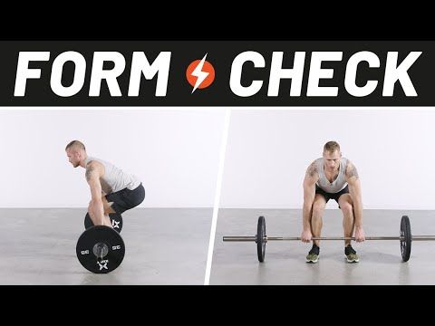 How To Perfect Your Deadlift | Form Check | Men's Health