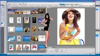 Видео-реклама. Презентация Уроки Photoshop
