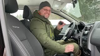 Renault Duster Рено Дастер Ущербный паркетник, но ездить можно...