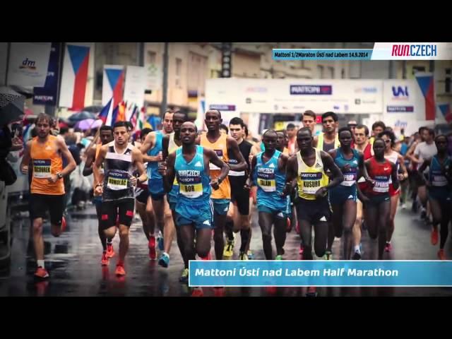 Mattoni Ústí nad Labem Half Marathon