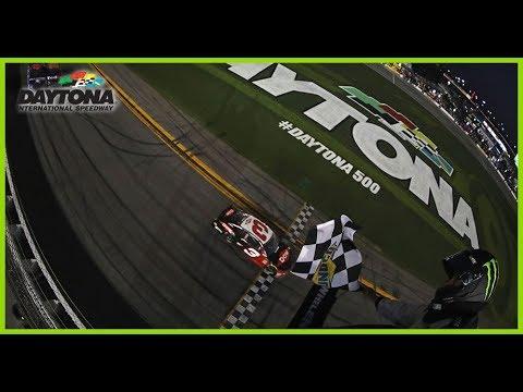 Credit One Bank One to Go: Dillon makes big move, wins Daytona