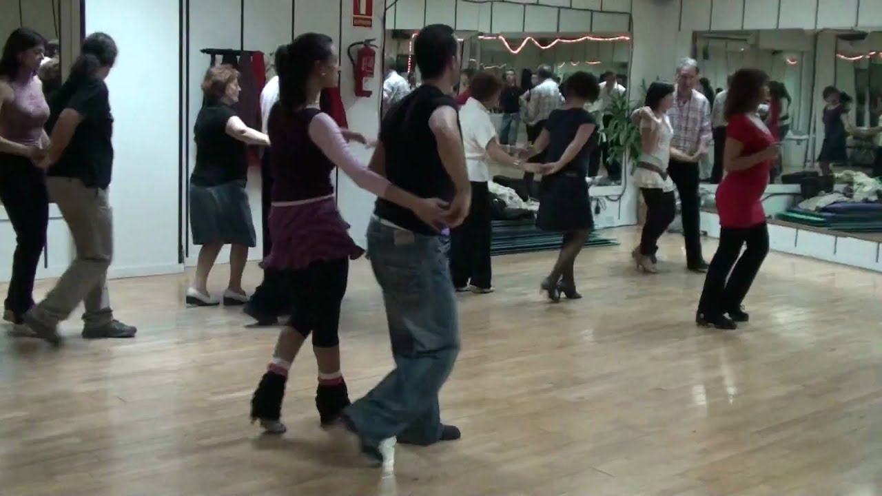 Bailes De Salon Rock And Roll Baile De Salon En Madrid Rock And Roll Caminada Youtube