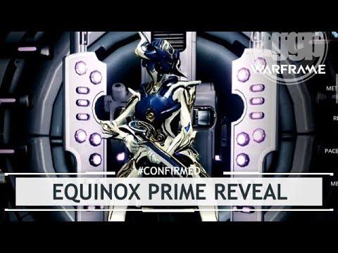 Warframe: Equinox Prime, Stradivar Prime & Tipedo Prime REVEAL - Devstream 125 thumbnail