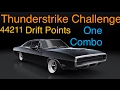 CarX Popcy12 Thunderstrike Challenge. 44211DP One Combo Navaro Base B Start To finish back to start.