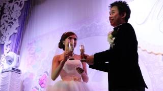 M & M Wedding Dinner Highlight Thumbnail