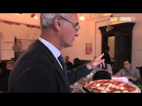 Ranieri Delivers on Pizza Promise!