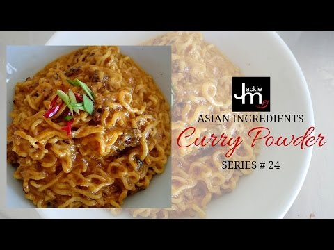 Curry Powder (Asian Ingredients Series #24 LIVE)