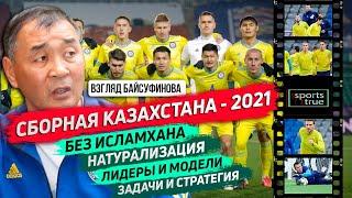 Как заменить Исламхана Нужен ли Жоао Пауло Байсуфинов в сборной Казахстана 2