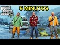 ZERANDO GTA 5 EM 5 MINUTOS, É POSSÍVEL ISSO!?