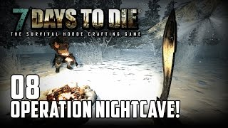 7 Days to Die [08] [Operation Nightcave] [Double Team] [Let's Play Gameplay Deutsch German HD] thumbnail