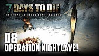 7 Days to Die [08] [Operation Nightcave] [Double Team] [Let's Play Gameplay Deutsch German HD] thumbnail