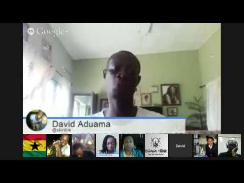 Diaspora Camp Africa Day Chat