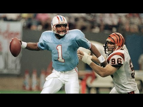 Warren Moon: A Football Life - Making of a star
