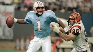 Warren Moon: A Football Life - Making of a star