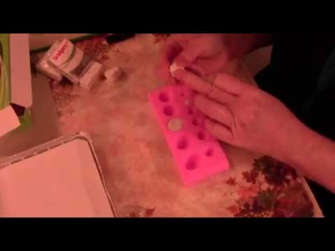 How to use the Silicone Doll Eye Mold
