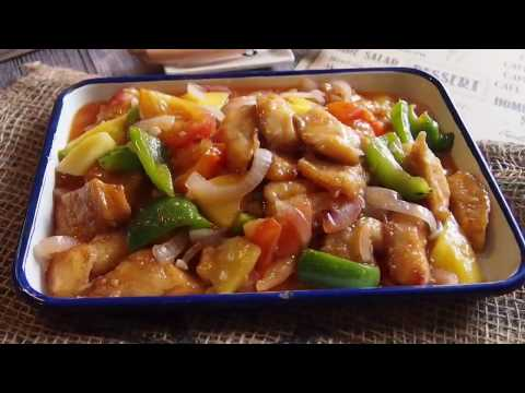 Yummy Chinese Recipe: Sweet & Sour Fish 酸甜鱼 Chinese Fish Recipe | Better Than Takeout!