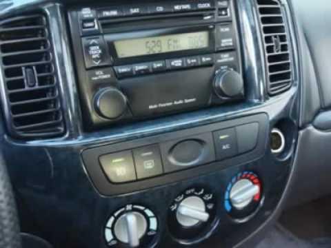 2005 Mazda Tribute Youtube
