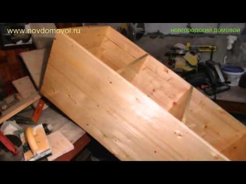 видео: шкаф из дерева своими руками