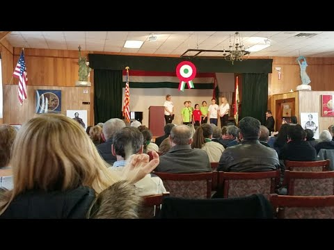 Wallingford, CT - Március 15-i ünnepség, 2018