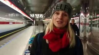 Метро Праги (Prague Metro)