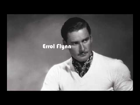 Errol Flynn family