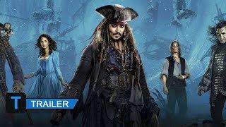 Piratas do Caribe: A Vingança de Salazar - Trailer Legendado HD