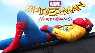 SPIDERMAN HOMECOMING EVENT IN ROBLOX!!! Spiderman Free Mask
