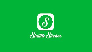 Shuttle Sticker(シャトルステッカー) for LINEスタンプ作成