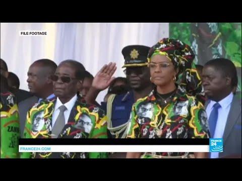 Grace Mugabe Case: Zimbabwe's First Lady accused of assault on model