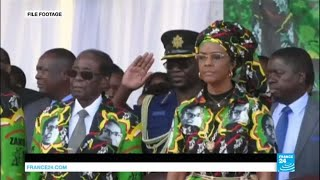 Grace Mugabe Case  Zimbabwe's First Lady accused of assault on model