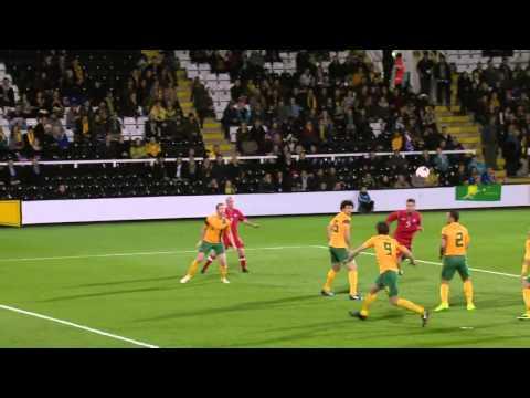 Match Highlights: Canada 0-3 Australia