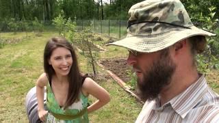 Łąka kwietna - część 2 - siejemy