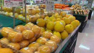 โนอะพาเที่ยว-ซุปเปอร์ญี่ปุ่น-ซื้อขนม-ซื้อผักผลไม้-ตามฤดูกาล