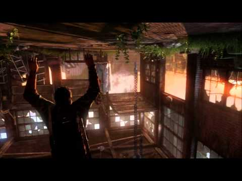 The Last Of Us - Chap 4: Joel Counter Weight Upside Down Shooting Sequence, Bill Head Chop PS3