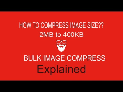Compress Image Size Without Losing Quality | Bulk Image Compression