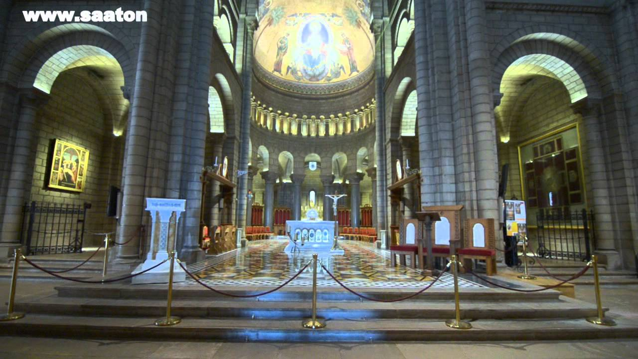 Saint Nicholas Cathedral Interior Monaco
