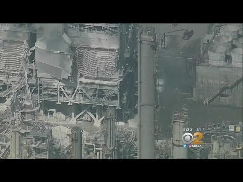 Feds: 2015 Torrance Oil Refinery Blast Could Have Been Catastrophic, Blames ExxonMobil