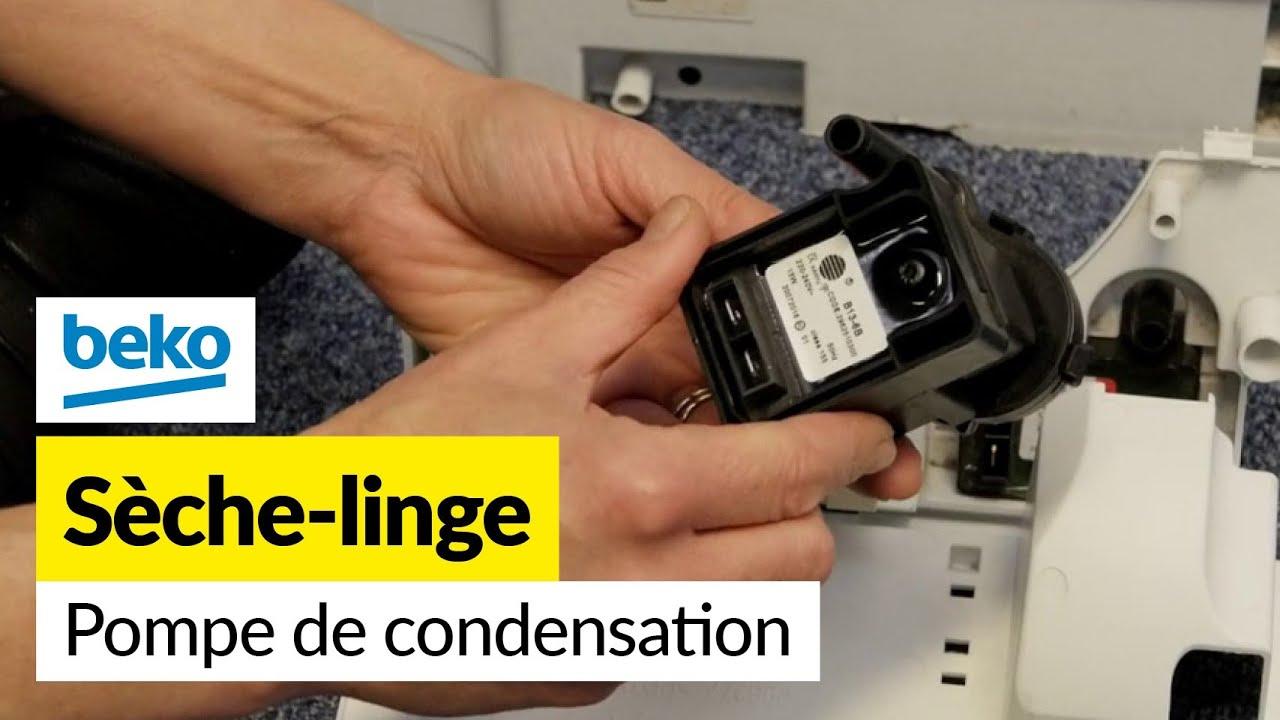 INDESIT Sèche-linge Pompe à eau unité condenseur