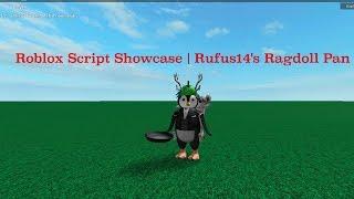 ROBLOX Script Showcase - France Ragdoll Pan de Rufus14